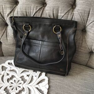 The Sak Leather Purse Handbag